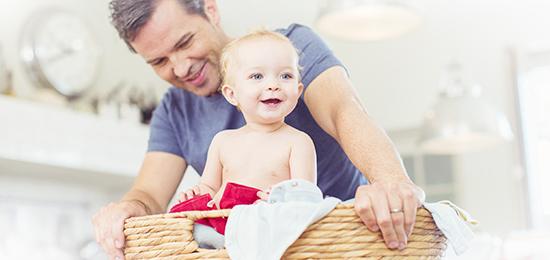 宝宝衣物洗涤的学问